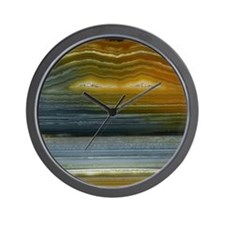 Agate-Mineral-iPad 2 Wall Clock