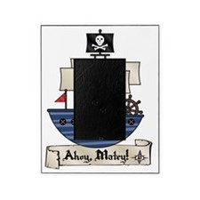 AhoyMateyPirateShip Picture Frame
