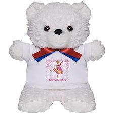 Personalize Your Ballerina Girl! Teddy Bear