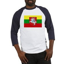 Lithuania w/ coat of arms Baseball Jersey