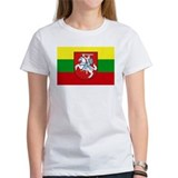 Lithuania w/ coat of arms Tee