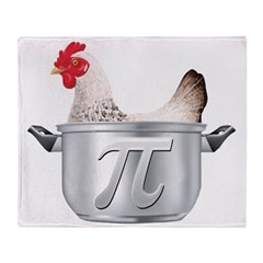 CHICKE 1 POT PI Throw Blanket