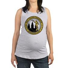 West Virginia Charleston LDS Mi Maternity Tank Top