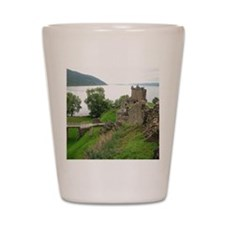 Urquhart Castle Shot Glass