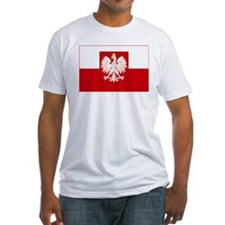Poland w/ coat of arms Shirt