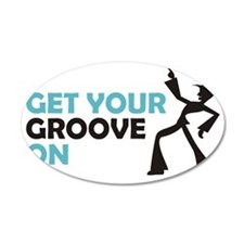 grooveon Wall Decal