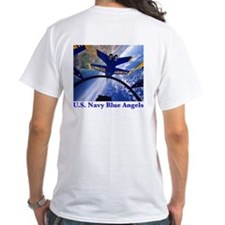 Blue Angels Formation Shirt