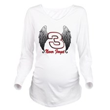 DE3wings Long Sleeve Maternity T-Shirt
