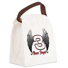 DE3wings Canvas Lunch Bag
