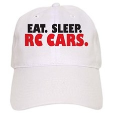 eatsleep_trucker_hat Baseball Cap