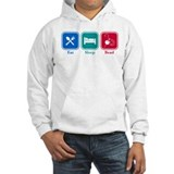 Eat Sleep Bead Jumper Hoody