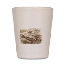 Stand By Your Manatee White Shot Glass
