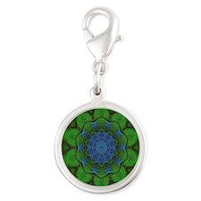 greenblanket Silver Round Charm