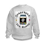 Surrender Yer Beads Sweatshirt
