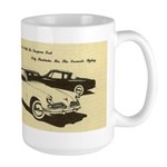 Two '53 Studebakers on Large RH Mug