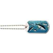yellowfin1024 Dog Tags