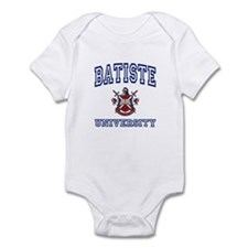 BATISTE University Infant Bodysuit