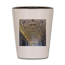 Vatican City Shot Glass