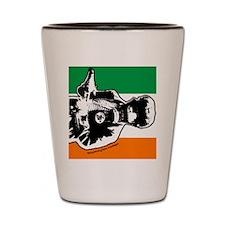 Bogside Battle 2 Irish Flag (keychain) Shot Glass