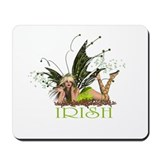 Irish Fairy Mousepad