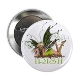 Irish Fairy Button