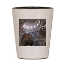 St. Peters Cathedral Shot Glass