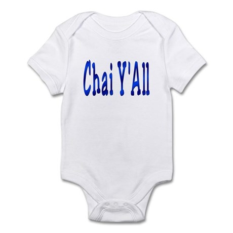 Chai Y'All Hi Infant Bodysuit