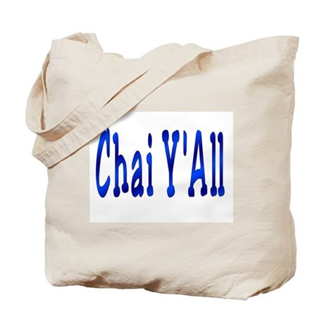 Chai Y'All Hi Tote Bag
