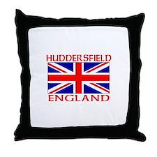 Huddersfield Throw Pillow