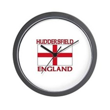 Cool Huddersfield Wall Clock
