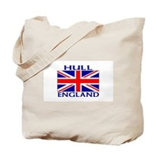 Unique Hull england Tote Bag