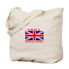 Cute Hull united kingdom Tote Bag