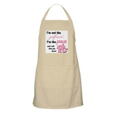 Not the Girlfriend BBQ Apron