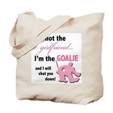 Not the Girlfriend Tote Bag