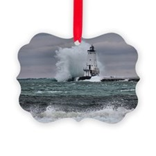 ludington 3 Ornament