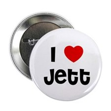 "I * Jett 2.25"" Button (10 pack)"