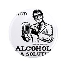 "alcoholisasolutionEXTRAS 3.5"" Button"