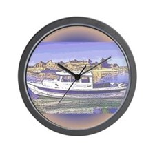 Cute Treasures Wall Clock