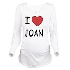 JOAN Long Sleeve Maternity T-Shirt