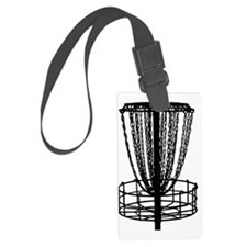 black basket NO TEXT Luggage Tag