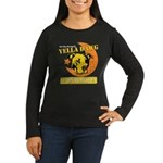 Yella Dawg Sarsaparilla Women's Long Sleeve Dark T
