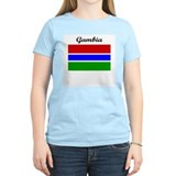 Gambian flag T-Shirt