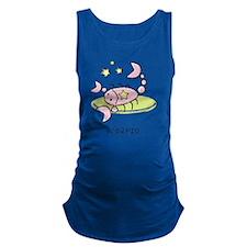 kidszodiacscorpio Maternity Tank Top