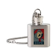 DOPE-MY store Flask Necklace