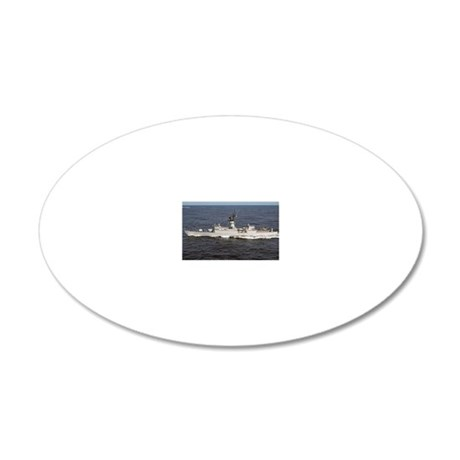 pharris ff rectangle magnet 20x12 Oval Wall Decal