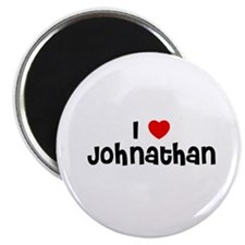 I * Johnathan Magnet