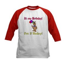 I'm 5 Today Birthday Tee