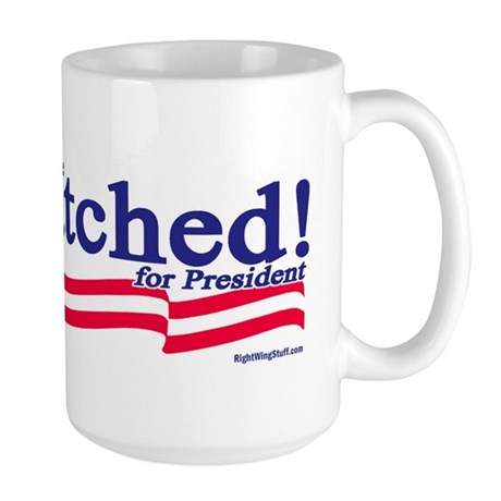 Nurse Hillary Ratched Large Mug