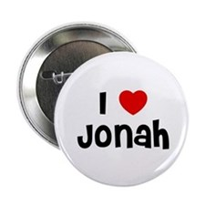 "I * Jonah 2.25"" Button (10 pack)"
