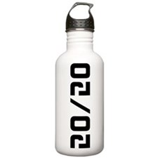 20/20 Vision Water Bottle
